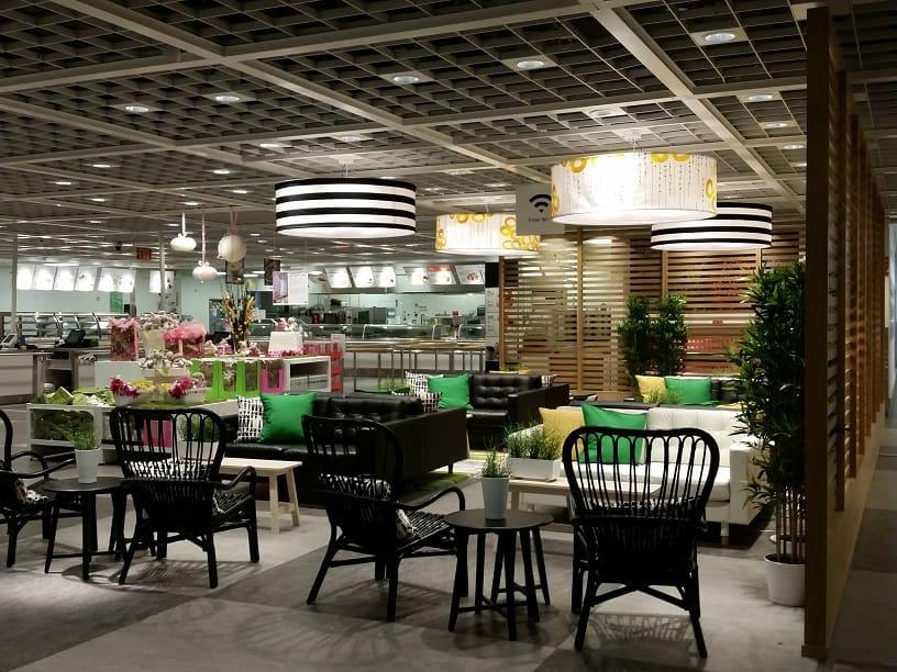 Gluten Free Food At Ikea Restaurant