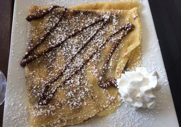 Julies French Pastries Sweet Crepe