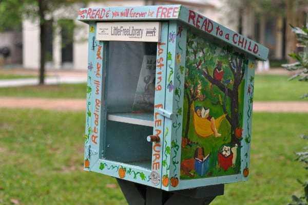 River Oaks Park Little Free Library