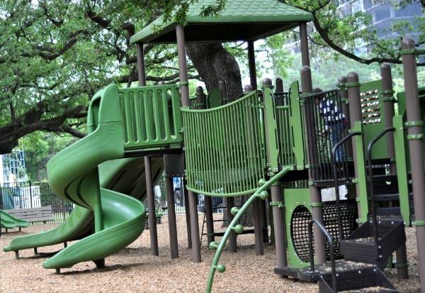 River Oaks Pumpkin Park Big Playground 1