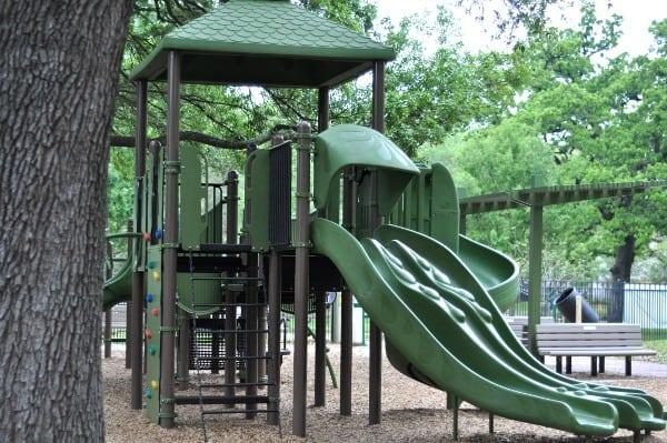 River Oaks Pumpkin Park Big Playground