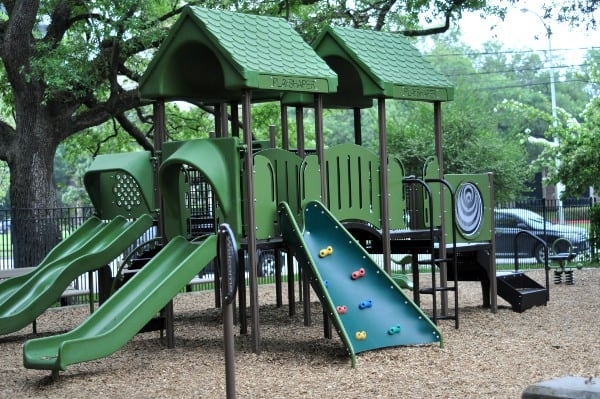 River Oaks Pumpkin Park Small Playground