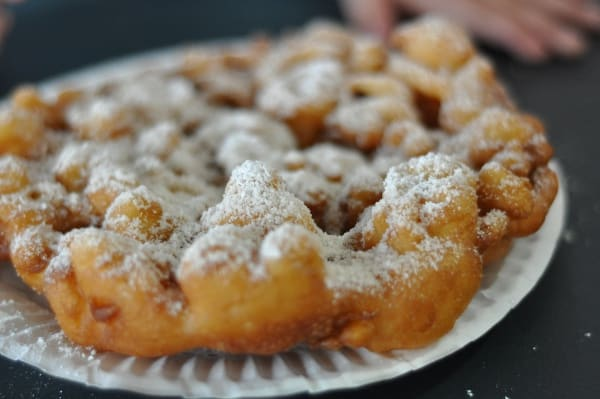 Rodeo Houston Sills Funnel Cake