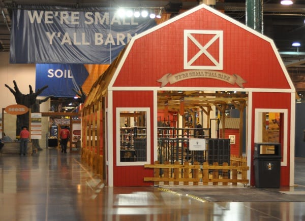 Rodeo Houston Small Yall Barn