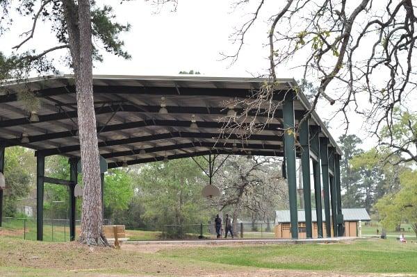Spring Creek Park Basketball Court
