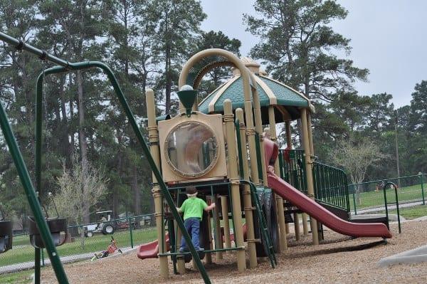 Spring Creek Park Small Playground