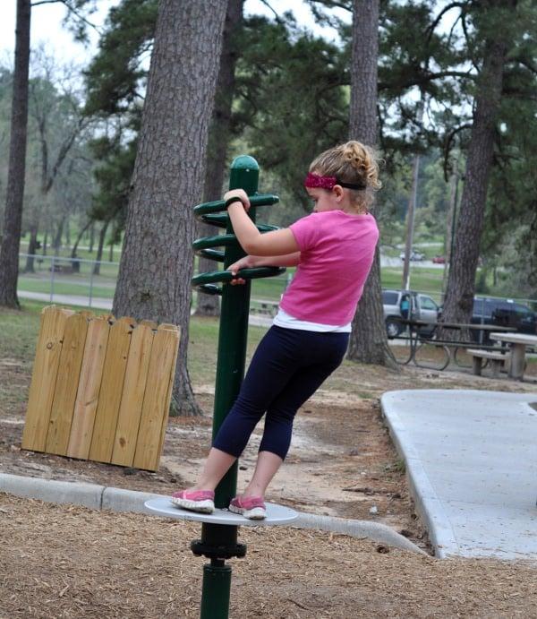 Spring Creek Park Spinner