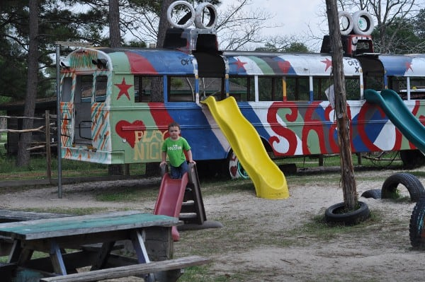 The Shack Cypress Play Area