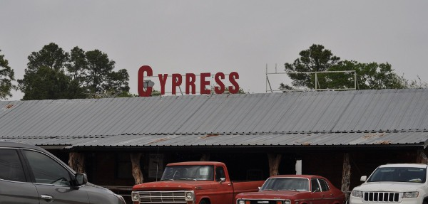The Shack Cypress