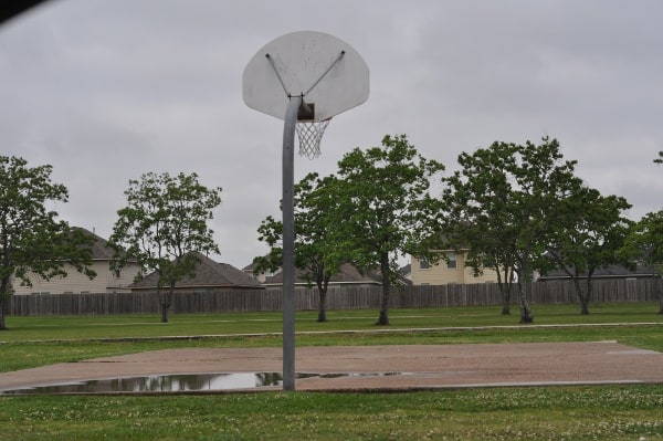 Canterbury Park Basketball Court