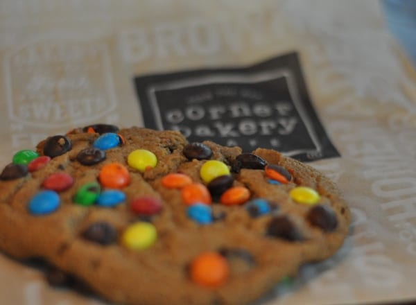 Corner Bakery Cookie