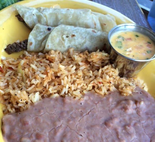 Lupe Tortilla Burrito