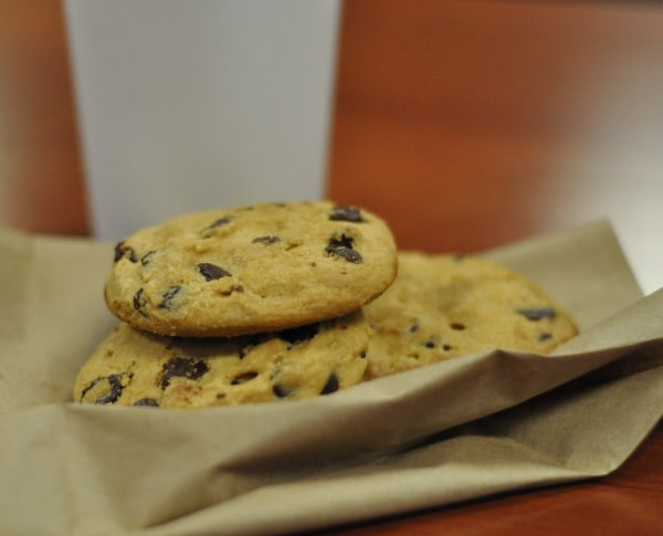 Park Grill Cookies