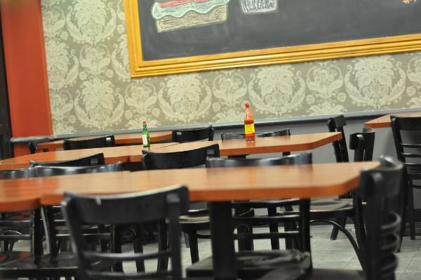 Park Grill Tables