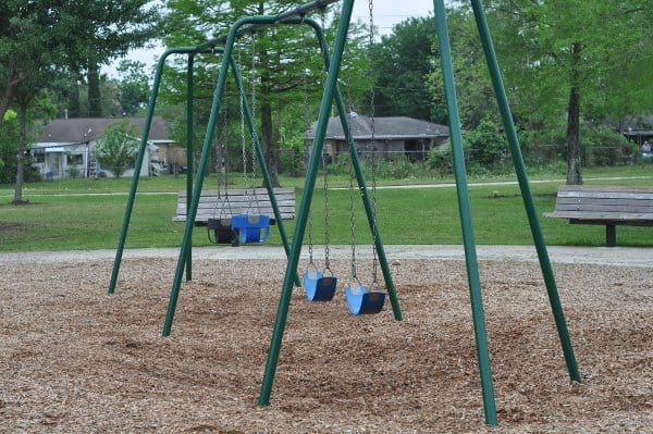 Townwood Park Swings