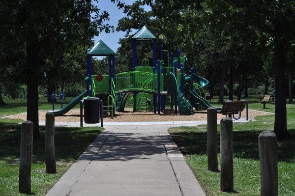 Agnes Moffitt Park Houston