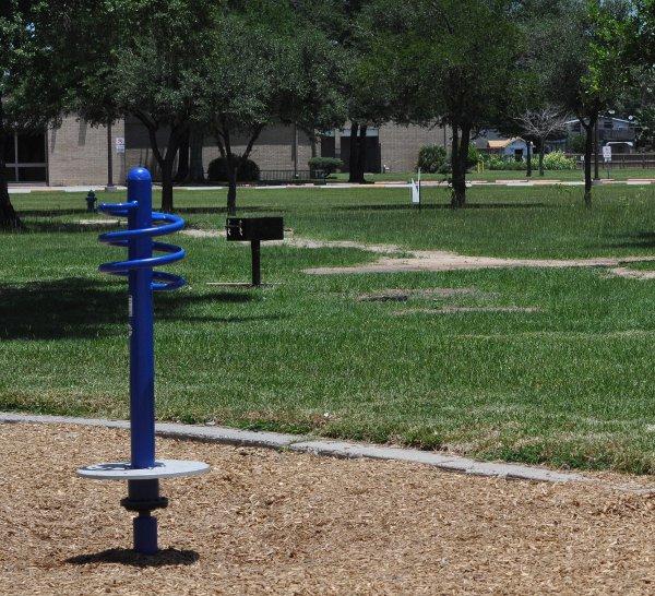 Agnes Moffitt Park Playground Spinner