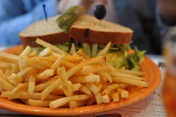 Barnabys Egg Salad Sandwich