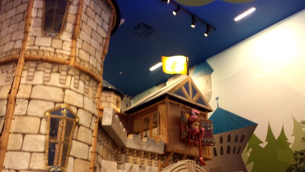 Frolics Castle Memorial City Mall