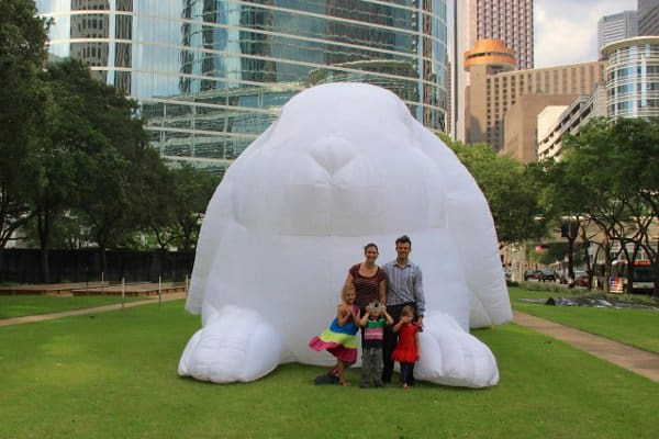 INTRUDE Bunnies Family