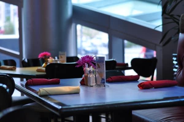Pappasitos at Hilton Tables