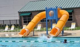 Cool Off All Summer at the Quillian Center Pool, Noah's Ark Splashpad & Playground