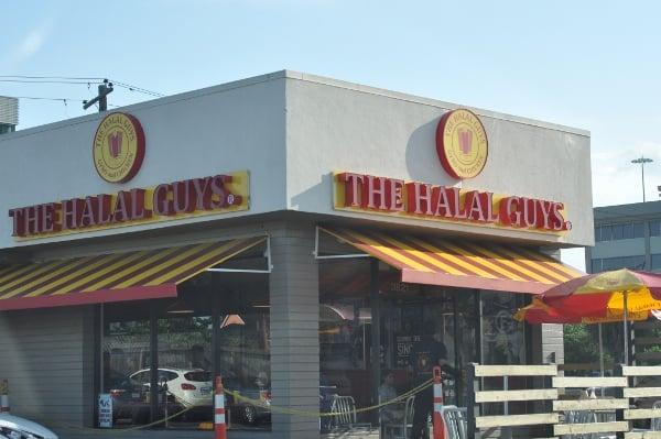 The Halal Guys Houston