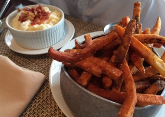Triniti Grits and Fries