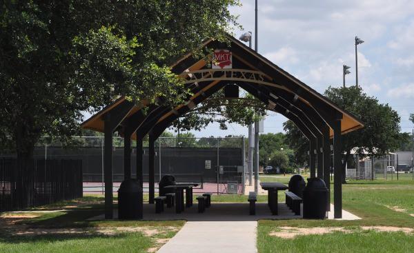 City of Katy Play Station Pavillion