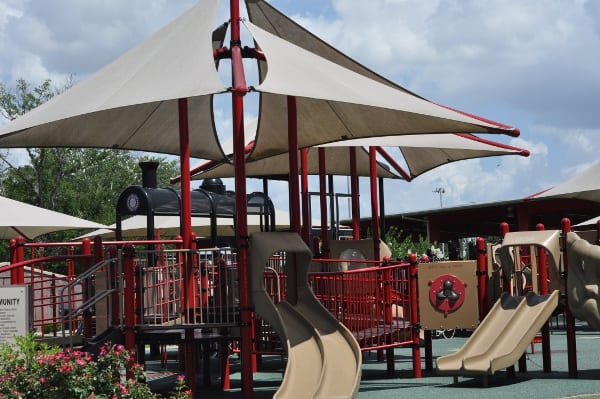 City of Katy Play Station Playground for All