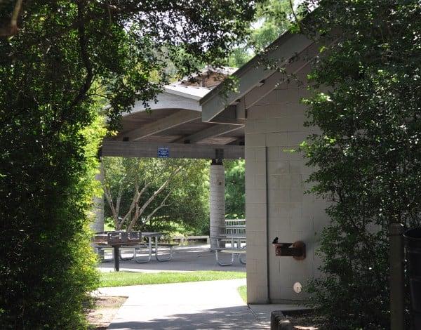 Creekwood Park The Woodlands Pavilion