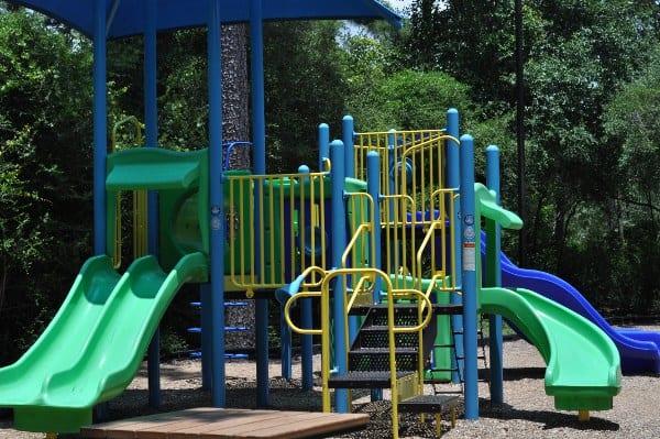 Creekwook Park The Woodlands Playground