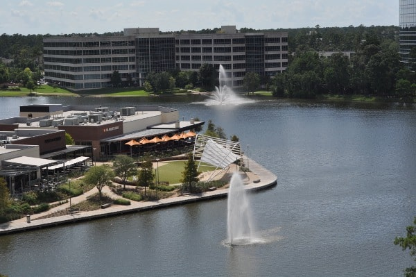 Embassy Suites The Woodlands Hughes Landing