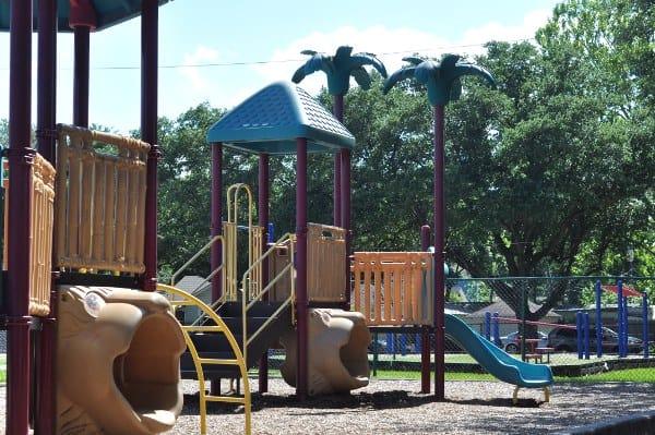 Field Elementary Spark Park Playground