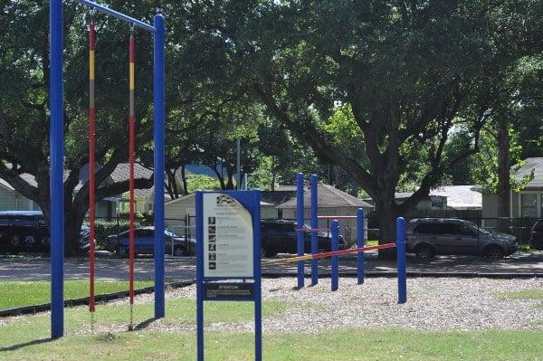Field Spark Park Fit Park