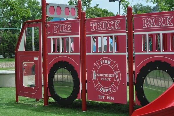 Fire Truck Park Southside