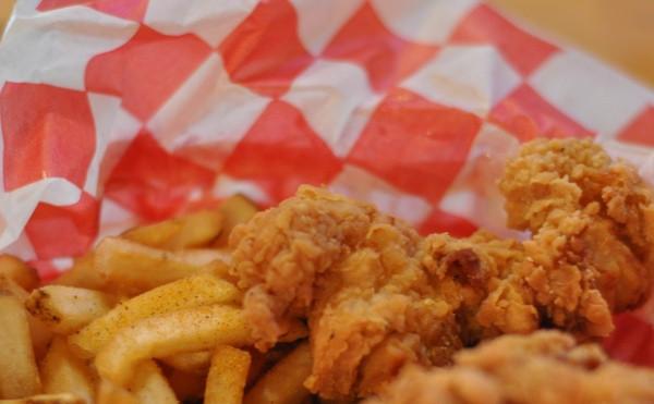 Jax Grill Houston Heights Chicken Strips