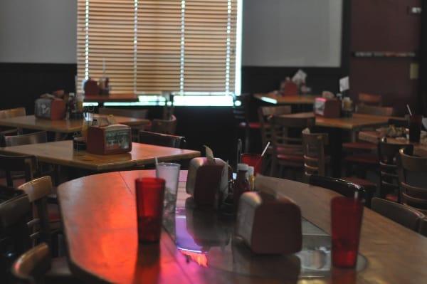 Jax Grill Houston Heights Dining Room