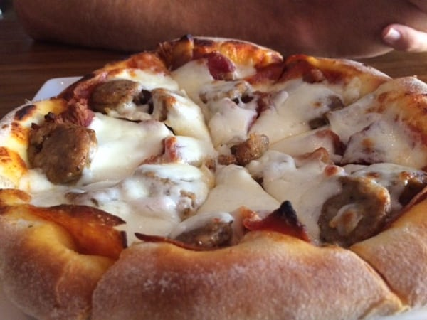 Jupiter Piizza and Waffle Co. in Sugar Land Town Square Meal Lovers