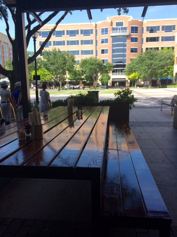 Jupiter Piizza and Waffle Co. in Sugar Land Town Square