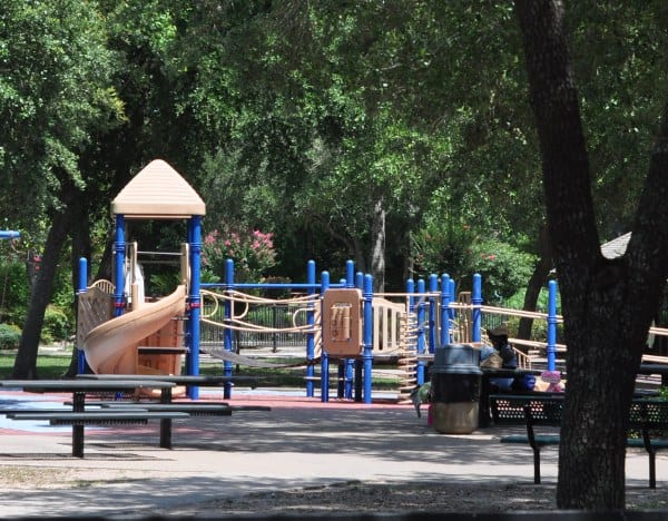 Mary Jo Peckham Park Big Playground for All