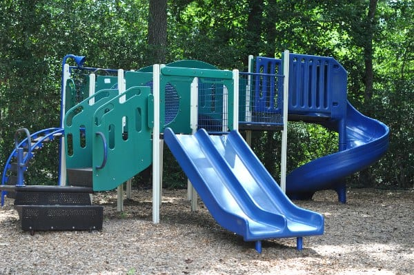 Meadow Lake The Woodlands Playground