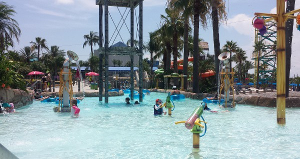 Play at the Beach without the Mess Palm Beach at Moody Gardens