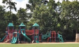 On the Water & in the Trees… Northshore Park in The Woodlands