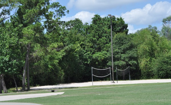 Northshore Park The Woodlands Sand Volleyball