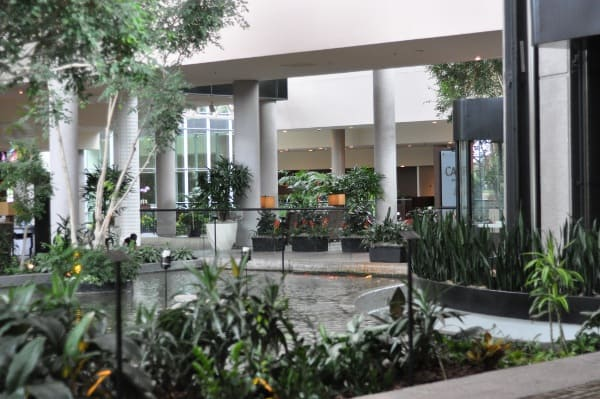 Omni Hotel Houston Westside Lobby BigKidSmallCity.com