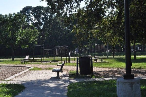 TC Jester Park Fitness Park