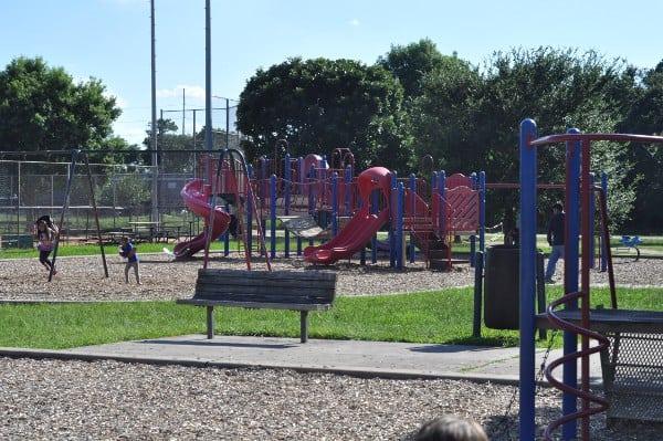 TC Jester Park Playground