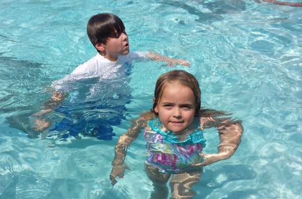 TC Jester Park Pool Swimming