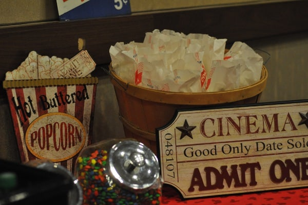 The Woodlands Resort Popcorn and Movie BigKidSmallCity.com
